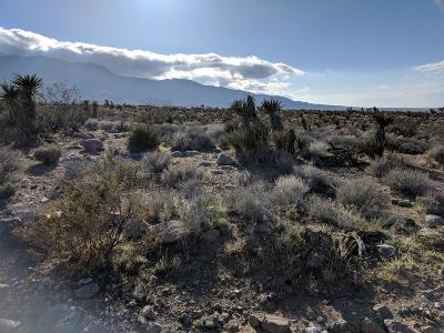Lucerne Valley Residential Lots & Land For Sale: Near Custer Road