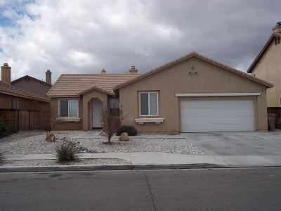 Hesperia Single Family Home For Sale: 8708 Bridgeport Avenue