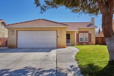 Adelanto Single Family Home For Sale: 14661 Gray Street