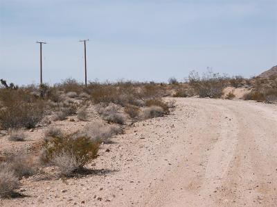 Lucerne Valley Residential Lots & Land For Sale: Verde Road