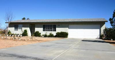 Apple Valley Single Family Home For Sale: 22122 Nomwaket Road