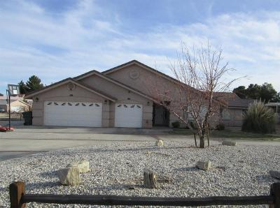 Helendale Single Family Home For Sale: 26709 Lakeview Drive