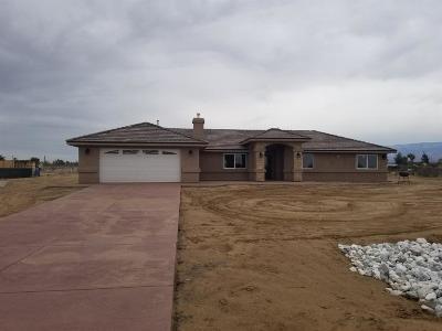 Phelan Single Family Home For Sale: 6171 Bonanza Road