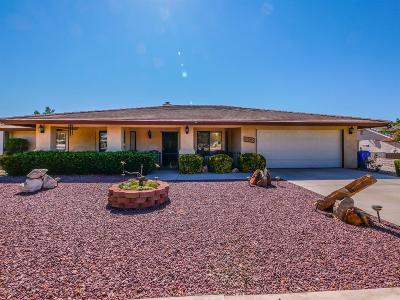 Apple Valley Single Family Home For Sale: 16205 Olalee Road