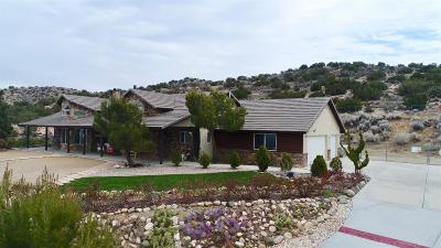 Pinon Hills Single Family Home For Sale: 2749 Cygnet Road