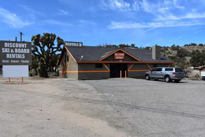 Pinon Hills Single Family Home For Sale: 3496 Hwy 2 Highway