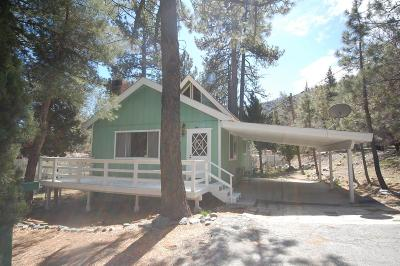 Wrightwood Single Family Home For Sale: 1805 Linnet Road