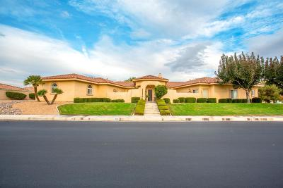 Apple Valley Single Family Home For Sale: 13011 Ivanpah Road
