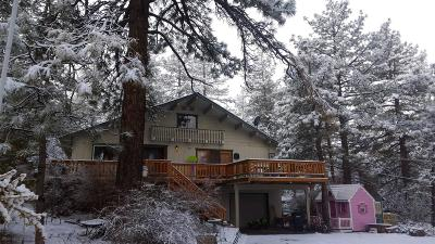 Wrightwood Single Family Home For Sale: 5512 Sheep Creek Drive