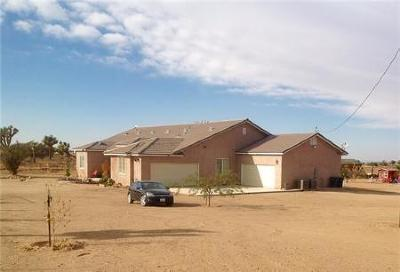 Phelan Single Family Home For Sale: 10730 Tumbleweed Road