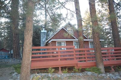 Wrightwood Single Family Home For Sale: 5676 Sycamore Street
