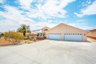 Hesperia Single Family Home For Sale: 18735 Pacific Street