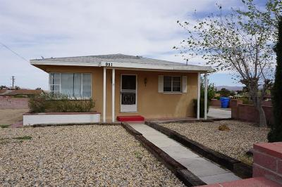 Barstow Single Family Home For Sale: 951 Purple Sage Court