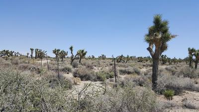 Pinon Hills Residential Lots & Land For Sale: Rancho Road