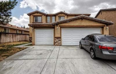 Hesperia Single Family Home For Sale: 14254 Blackstone Street