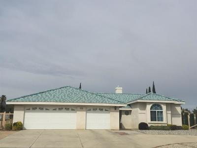 Phelan Single Family Home For Sale: 9430 Sierra Vista Road