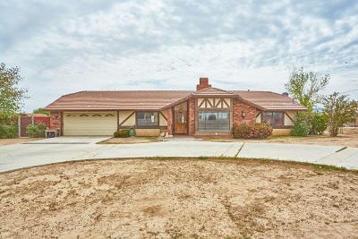 Hesperia Single Family Home For Sale: 9751 Hickory Court