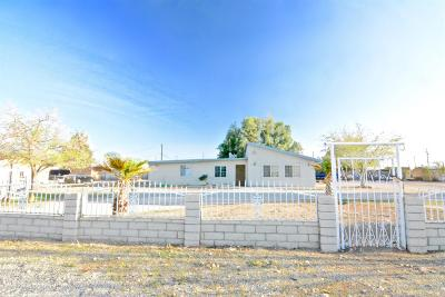 Victorville Single Family Home For Sale: 13615 Aster Road