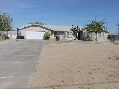 Hesperia Single Family Home For Sale: 11141 7th Avenue