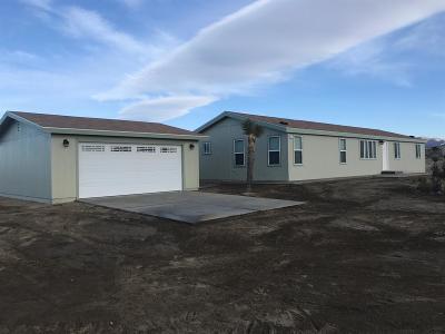 Pinon Hills Single Family Home For Sale: 13171 Primavera Road
