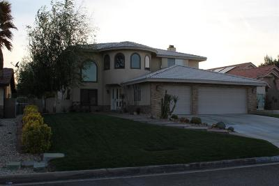 Victorville Single Family Home For Sale: 12572 Spring Valley Parkway