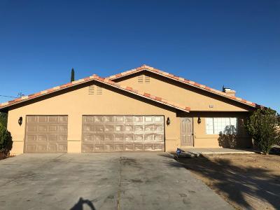 Hesperia Single Family Home For Sale: 11964 Balsam Avenue