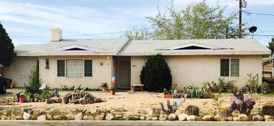Apple Valley Single Family Home For Sale: 23989 Guajome Road