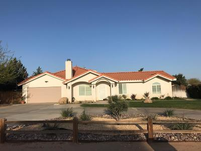 Hesperia Single Family Home For Sale: 7518 Redwood Avenue
