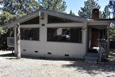 Wrightwood Single Family Home For Sale: 6271 Conifer Drive