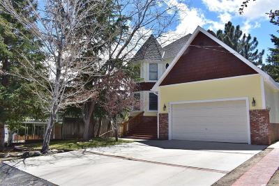 Wrightwood Single Family Home For Sale: 5531 Easter Drive
