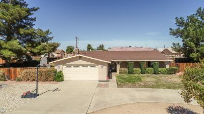Apple Valley Single Family Home For Sale: 14142 Cuyamaca Road