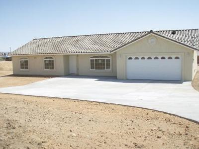 Hesperia Single Family Home For Sale: 9337 Peach Avenue