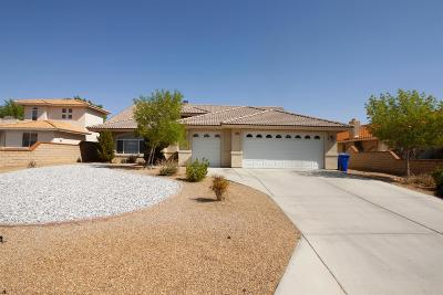 Helendale Single Family Home For Sale: 15218 Wildflower Lane