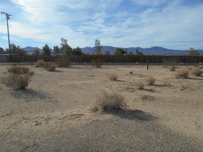 Newberry Springs Residential Lots & Land For Sale: 42972 Duntroon Street