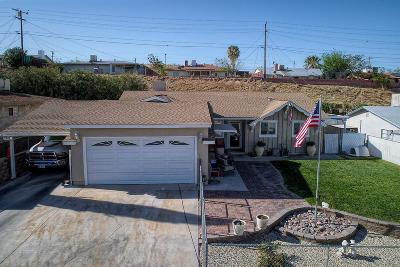 Barstow Single Family Home For Sale: 820 Keith Street