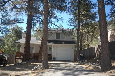 Wrightwood Single Family Home For Sale: 1765 Sparrow Street