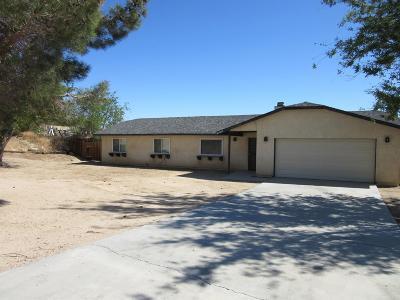 Victorville Single Family Home For Sale: 13455 Calcite Avenue