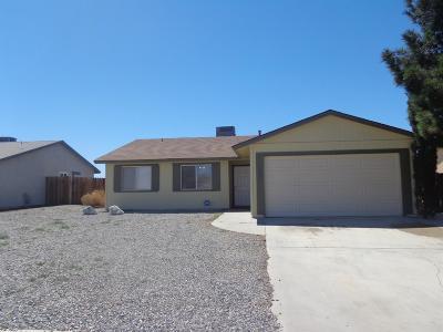 Victorville Single Family Home For Sale: 15977 Puesta Del Sol Drive