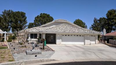 Helendale Single Family Home For Sale: 27980 Rustic Court