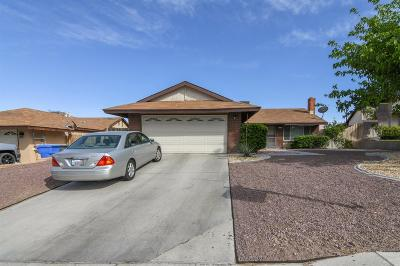Barstow Single Family Home For Sale: 1136 Broadway Avenue