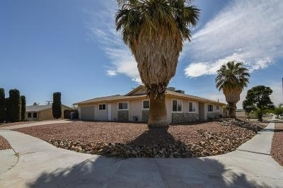 Barstow Single Family Home For Sale: 29709 Palermo Street