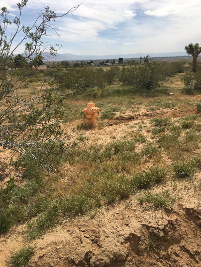 Apple Valley Residential Lots & Land For Sale: Cahuilla Road