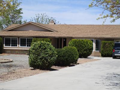 Hesperia Single Family Home For Sale: 15644 Palm Street