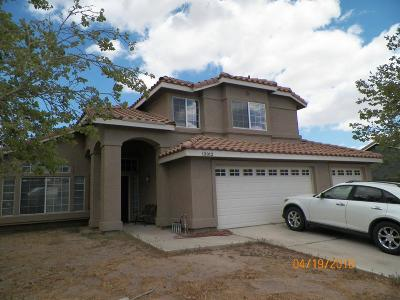 Victorville Single Family Home For Sale: 13012 Santa Maria Place