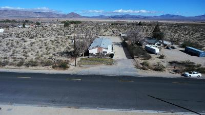 Lucerne Valley Single Family Home For Sale: 33166 Old Woman Springs Road