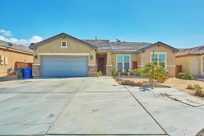 Victorville Single Family Home For Sale: 13925 Tawney Ridge Lane