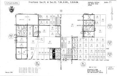 El Mirage Residential Lots & Land For Sale: Rancho Road