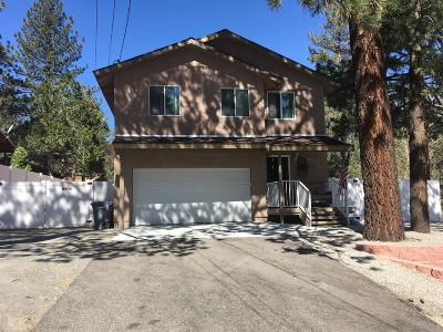 Wrightwood Single Family Home For Sale: 5757 Lodgepole Road