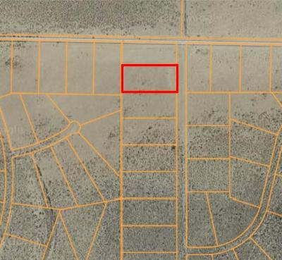 Hinkley CA Residential Lots & Land For Sale: $3,900