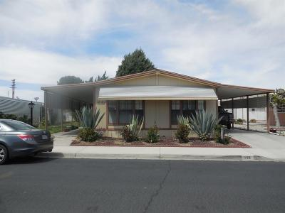 Victorville Single Family Home For Sale: 15940 Stoddard Wells Road #120